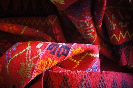 The colours and designs of the blankets are amazing!