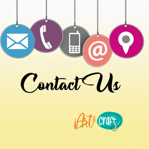 Contact Us-Art and Craft