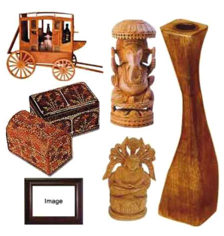 Wooden handicraft is best for gifting Woodcraft of Rajasthan