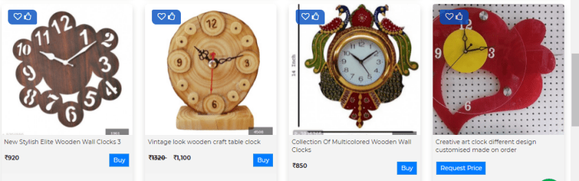 Shop from a wide range of photo Wall Clock, handcrafted printed clocks & more. Get designer, wooden & more Wall Clocks