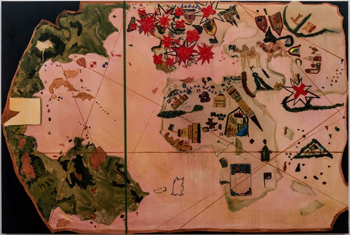 1500, oil on canvas, 40 x 60