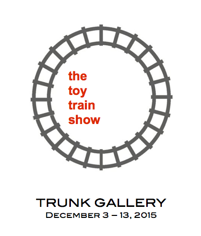 the toy train show