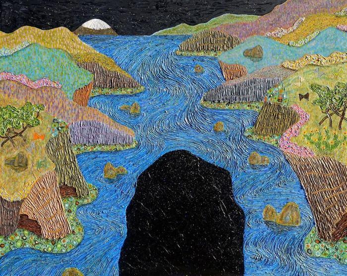 Hung Viet Nguyen - 'Sacred Landscapes ll'  @ LAUNCH LA