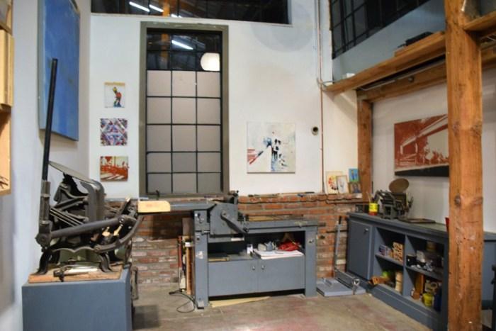 Jesse Vogel, Keystone Art Space, Photo Credit Kristine Schomaker