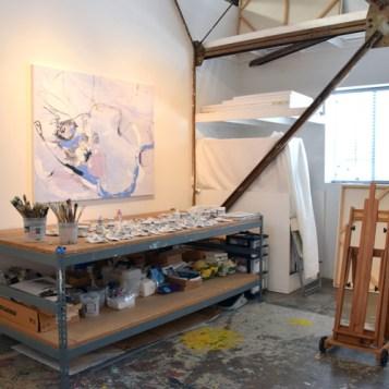 Pamela Simon-Jensen. Santa Monica Art Studios. ©2016. Photo credit Kristine Schomaker, All rights reserved