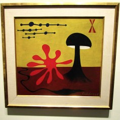 Alexander Calder / 'Untitled, 1945'. Photo Credit Patrick Quinn