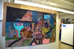 GLAMFA and CSULB Open Studios 2017. Photo Credit Kristine Schomaker