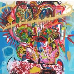 """Doraelia Ruiz Untitled (Cosmos), Archival pigment print, 24""""x30"""", 2015 Untitled (Wound), Archival pigment print, 2015 GLAMFA 2017"""