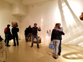 Pulped Fictions. Torrance Art Museum. Photo Credit Kristine Schomaker.