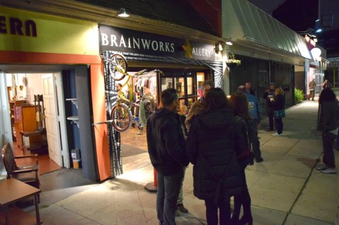 State of the Union. Brainworks Gallery. Photo Credit Kristine Schomaker
