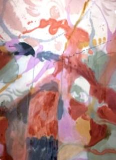 Helen Frankenthaler. The Women of Abstract Expressionism. Palm Springs Art Museum. Photo Credit Lorraine Heitzman.