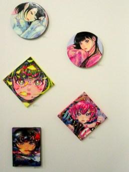 Chisato Tatsumi. Expo Contemporary. Fabrik Expo. Photo Credit Patrick Quinn.