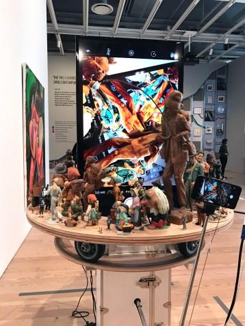 John Kessler. 2017 Whitney Biennial. Whitney Museum of American Art, New York City, New York. Photo Credit Mario Vasquez.
