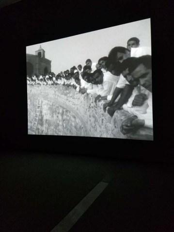 Shirin Neshat. The Broad. Photo Credit Kristine Schomaker
