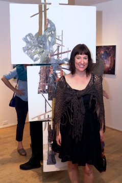Reality of Nature. Launch LA. Photo Credit Devlin Art Studio