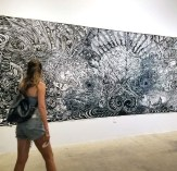 Cathy Ward – Phantasmata. The Good Luck Gallery. Photo Cretdit Kristine Schomaker.