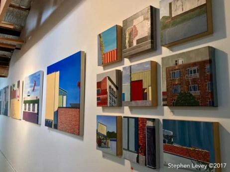 Christine Rasmussen. Keystone Open Studio - Fall 2017. Photo Credit Stephen Levey
