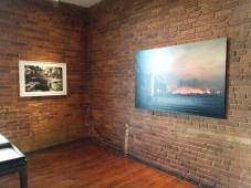 Lawrence Fodor. DTLA Long Beach Ave. Lofts Open Studios. Photo Credit Kristine Schomaker