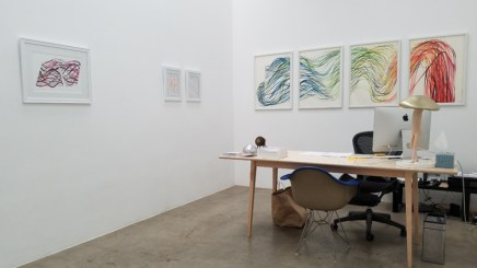 A.M. Rousseau, Lines of Inquiry at Jason Vass. Photo credit: Kristine Schomaker.