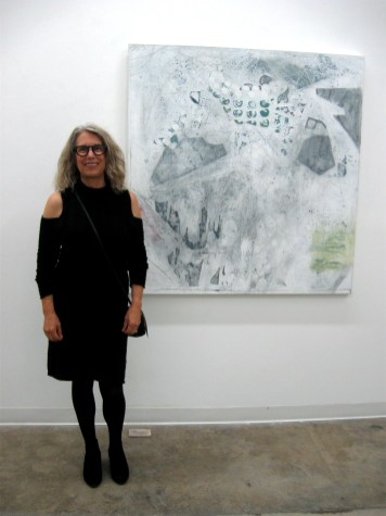 Alison Woods - Palimpsest. In the Stillness Between Two Waves of the Sea. Durden and Ray. Photo credit Patrick Quinn