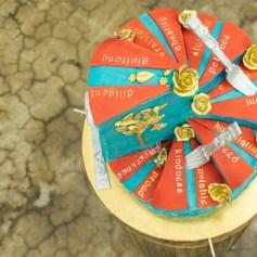 Lynne Friedman. PØST: Kamikaze - Let Me Eat Cake. Photo credit Debe Arlook