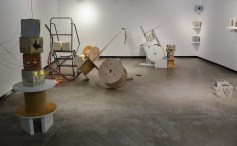 Yang Chen. Anywhere, Somewhere, Nowhere. Exhibition at CSU Long Beach. Photos Courtesy of the Artist