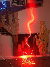 Kyla Hansen, Psychic (detail), Combobulation, V Gallery; Photo credit: Lorraine Heitzman