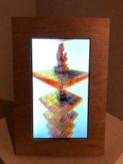 Barry Anderson, Babel Heights, Oblique Phases, Walter Maciel Gallery; Photo credit Shana Nys Dambrot