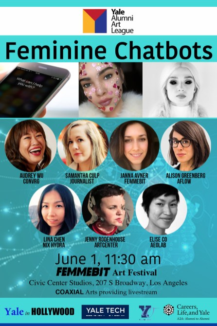 Femmebit 2019; Image courtesy of Janna Avner