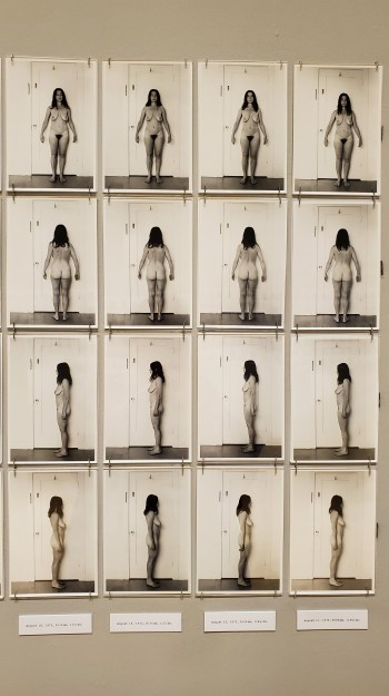 Eleanor Antin, Time's Arrow, LACMA; Photo credit Kristine Schomaker