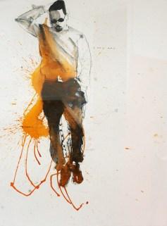 Dr. Fahamu Pecou, Take Awf, Trapademia, Kopeikin Gallery; Image courtesy of the gallery