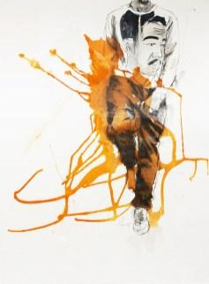 Dr. Fahamu Pecou, Trap God, Trapademia, Kopeikin Gallery; Image courtesy of the gallery