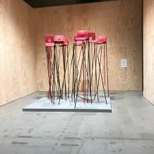 Jesse Darling, Venice Biennale; Photo credit Sydney Walters
