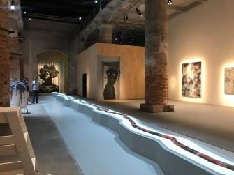 Otobong Nkanga, Venice Biennale; Photo credit Sydney Walters