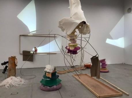 Valentinas Klimasauskas, Inga Lace, Venice Biennale; Photo credit Sydney Walters