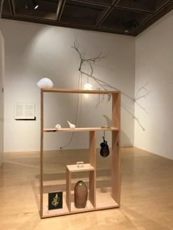 Kelly Akashi. Brave New Worlds, Palm Springs Art Museum; Photo credit Genie Davis