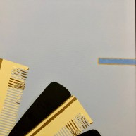 Hasef, The Edge Layer (detail0, KITCHEN, Chimento Contemporary; Image courtesy of the gallery