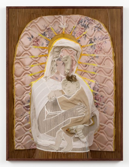 Rachel Granofsky, Madonna and Child, Roommates, Shulamit Nazarian; Image courtesy of the gallery