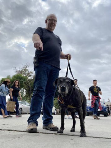 Dogs of Artwalk, Brewery Artwalk; Photo Credit Dani Dodge