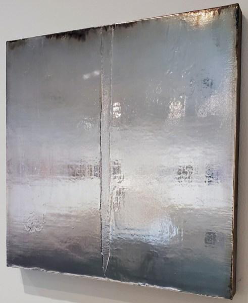 Jimi Gleason, LA Painting, MOAH; Photo credit Kristine Schomaker