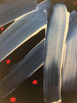 Lita Albuquerque, LA Painting, MOAH; Photo credit Betty Ann Brown