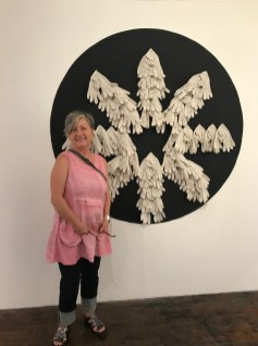 Renee Tanner, Scavengers, The Loft Studios and Gallery; Photo credit Genie Davis