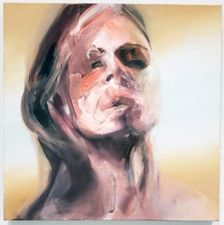 Virgina Broersma, LA Painting, MOAH; Photo credit Kristine Schomaker