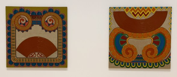 Mary Grigoriadis, New Day, With Pleasure: Pattern and Decoration in American Art 1972–1985, MOCA Grand Avenue; Photo credit David S. Rubin