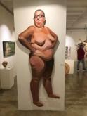 Perceive Me, Ronald H. Silverman Fine Arts Gallery; Photo credit Betty Ann Brown