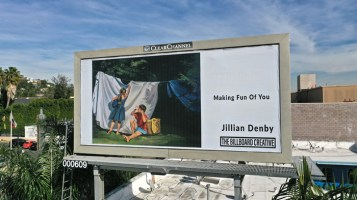 Jillian Denby, The Billboard Creative 2020 Show; Image courtesy of The Billboard Creative