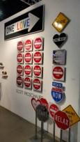 Scott Froschauer. LA Art Show, LA Convention Center; Photo credit Kristine Schomaker