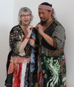 Cindy Rinne and Bory Thach; Photo Credit Edwin Vasquez
