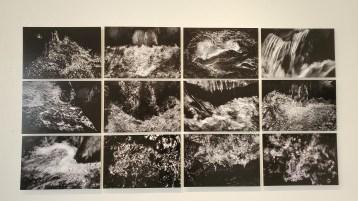 L. Aviva Diamond, Light Stream, LAAA/Gallery 825; Photo credit Kristine Schomaker
