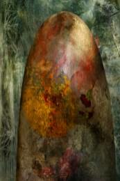 Aline Mare, Phallic Birthstone; Image courtesy of the artist